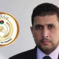 فرج بومطاري وزير مالية الوفاق